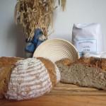 Dinkel-Brotbackmischung-aufgeschnitten
